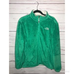The North Face Jacket XL teal